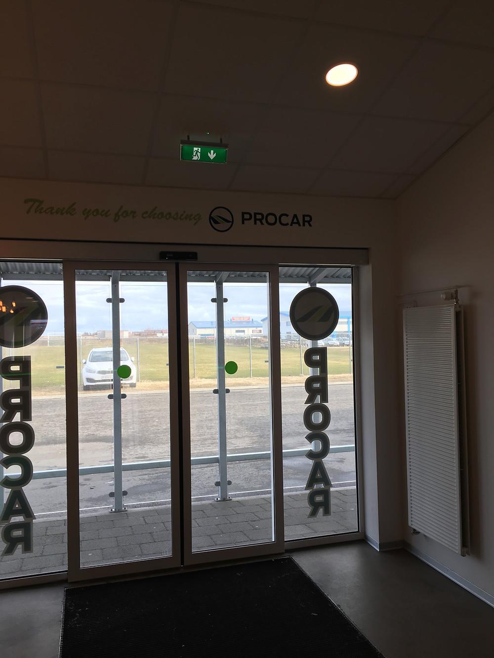 Procar Reykjavik
