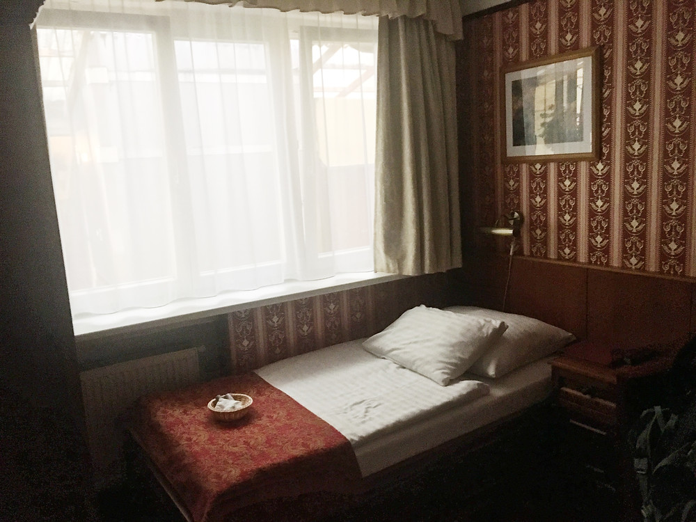 Old Prague Hotel Room #2