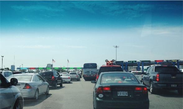 U.S Border