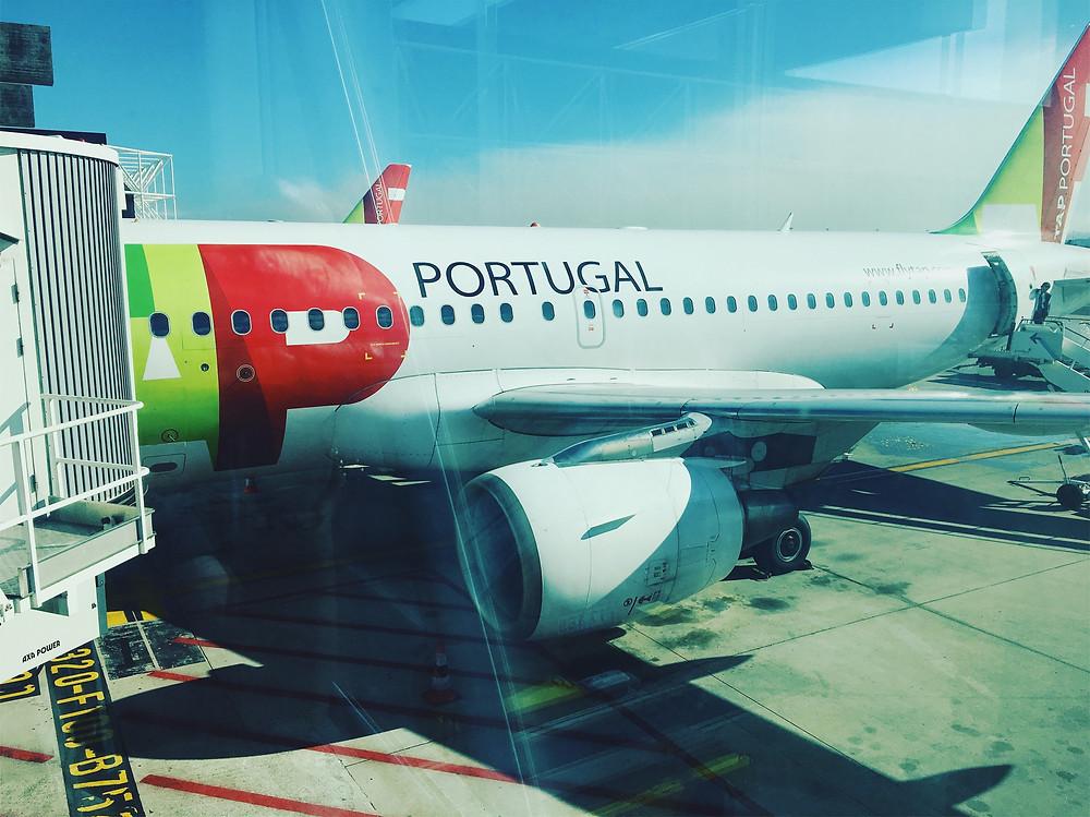 TAP Portugal Jet