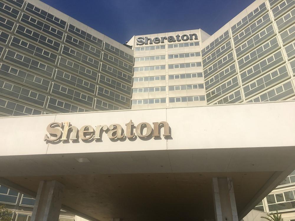Sheraton Gateway, LAX