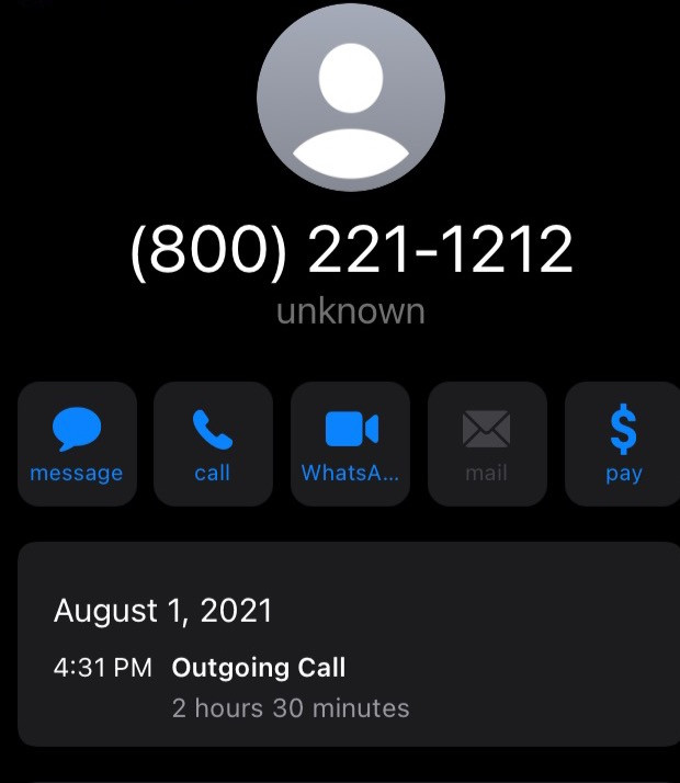 My call with Delta Airlines