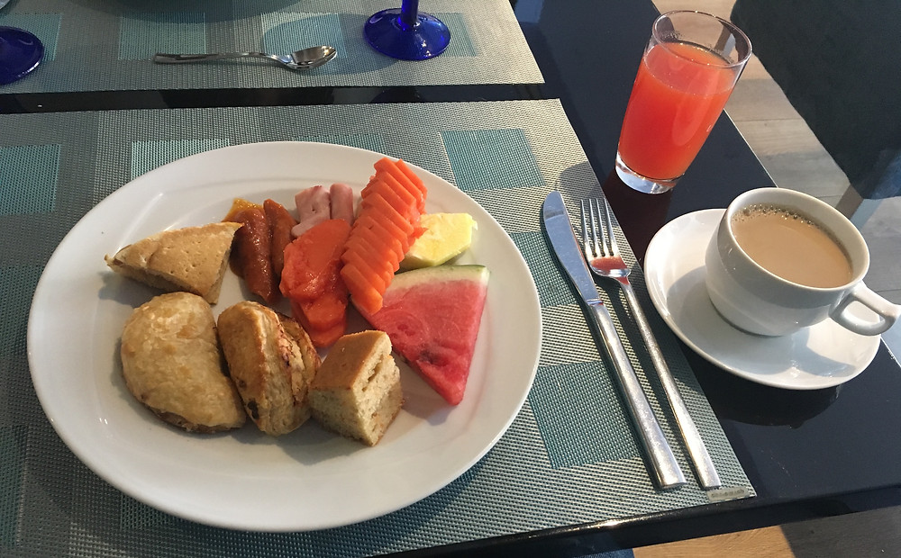 Breakfast at Four Point by Sheraton Bogota