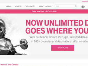 Why T-Mobile and travel go hand in hand.