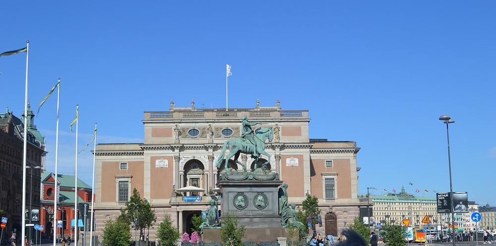 Statue of Gustav II Adolf