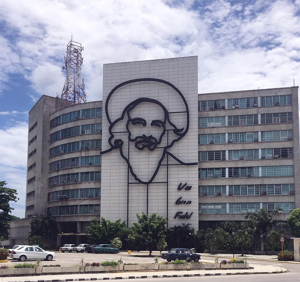 Plaza de la Revoluciòn
