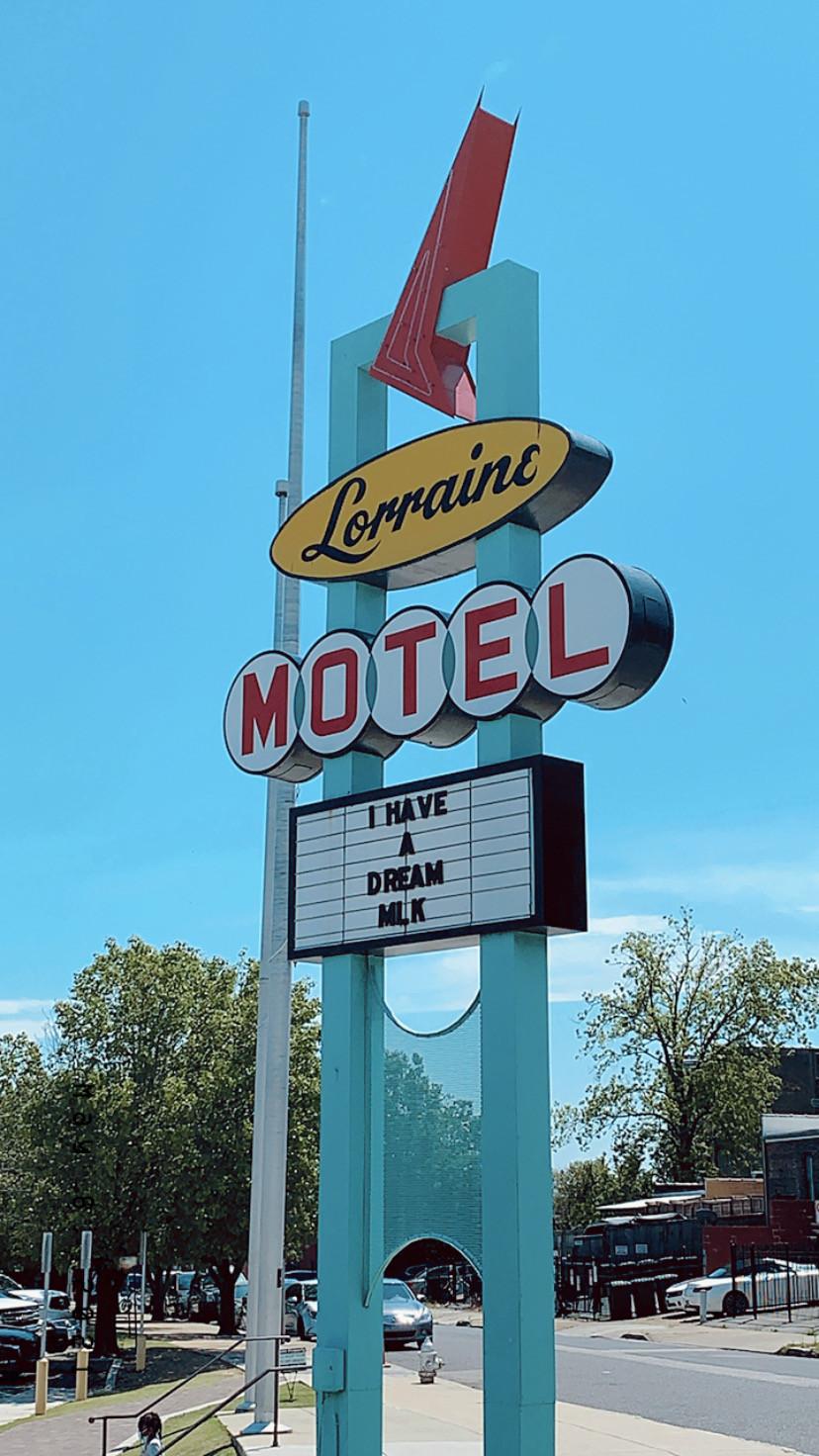 The Lorraine Motel, Memphis Tennessee