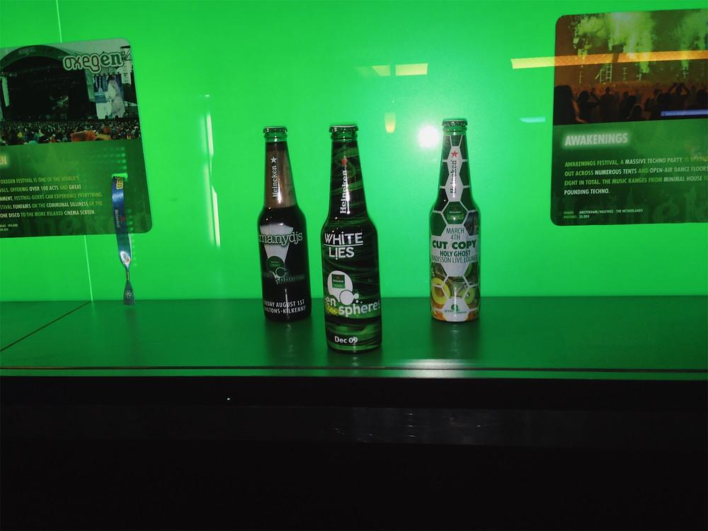 Inside the Heineken Experience