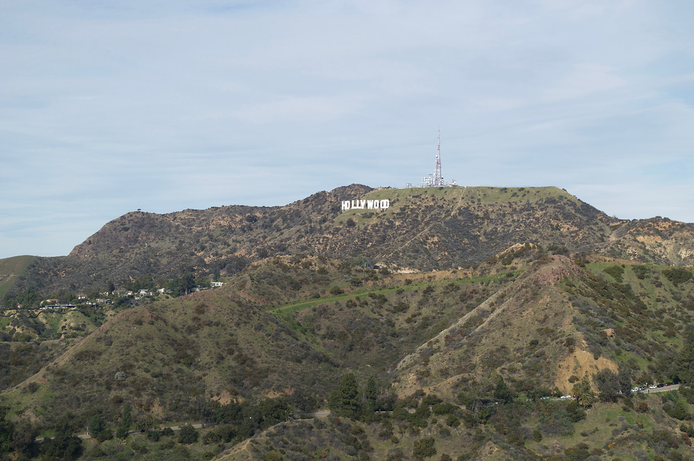 The View from Griffiths Observatory