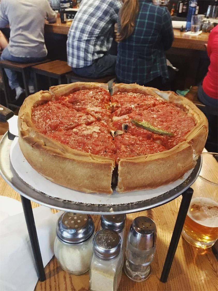Giordano's Chicago Style Pizza