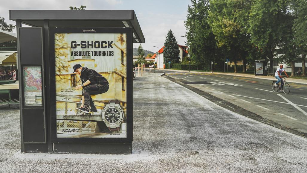 chili films production Casio G-Shock