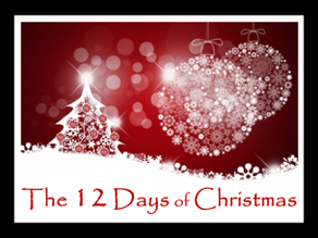 12 Days of Christmas - Day 10!