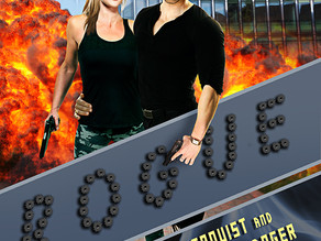 Rogue a new release by Steve Soderquist and Laura Ranger