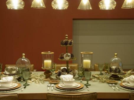 Mesas de Natal | 2015