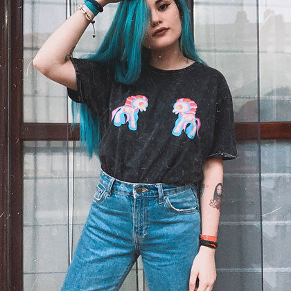 Camiseta ponys