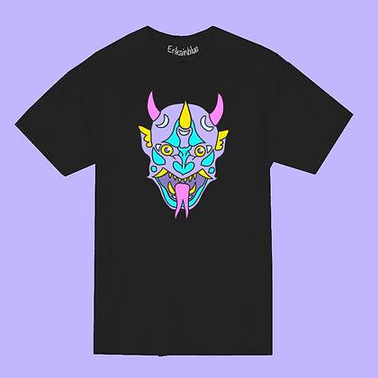 Camiseta demonio