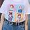 Thumbnail: Camiseta strong girls (algodón orgánico y vegana)