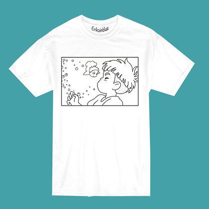 Camiseta Ponyo