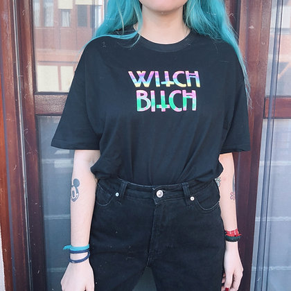 Camiseta WITCH reflectante