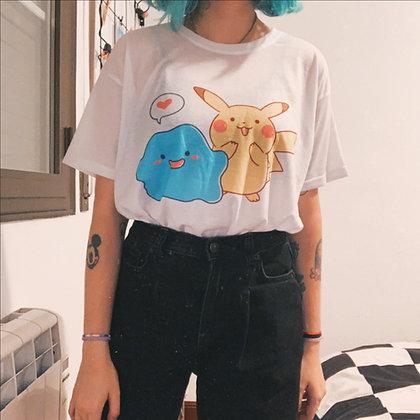 Camiseta PikaDitto (preventa)