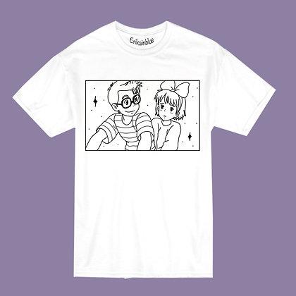 Camiseta Kiki y Tombo