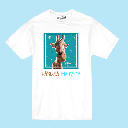 Camiseta hakuna matata (preventa)