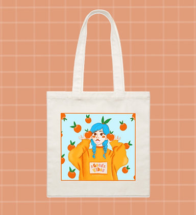Totebag chica naranjas (preventa)