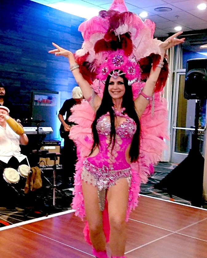 Samba at corporate event