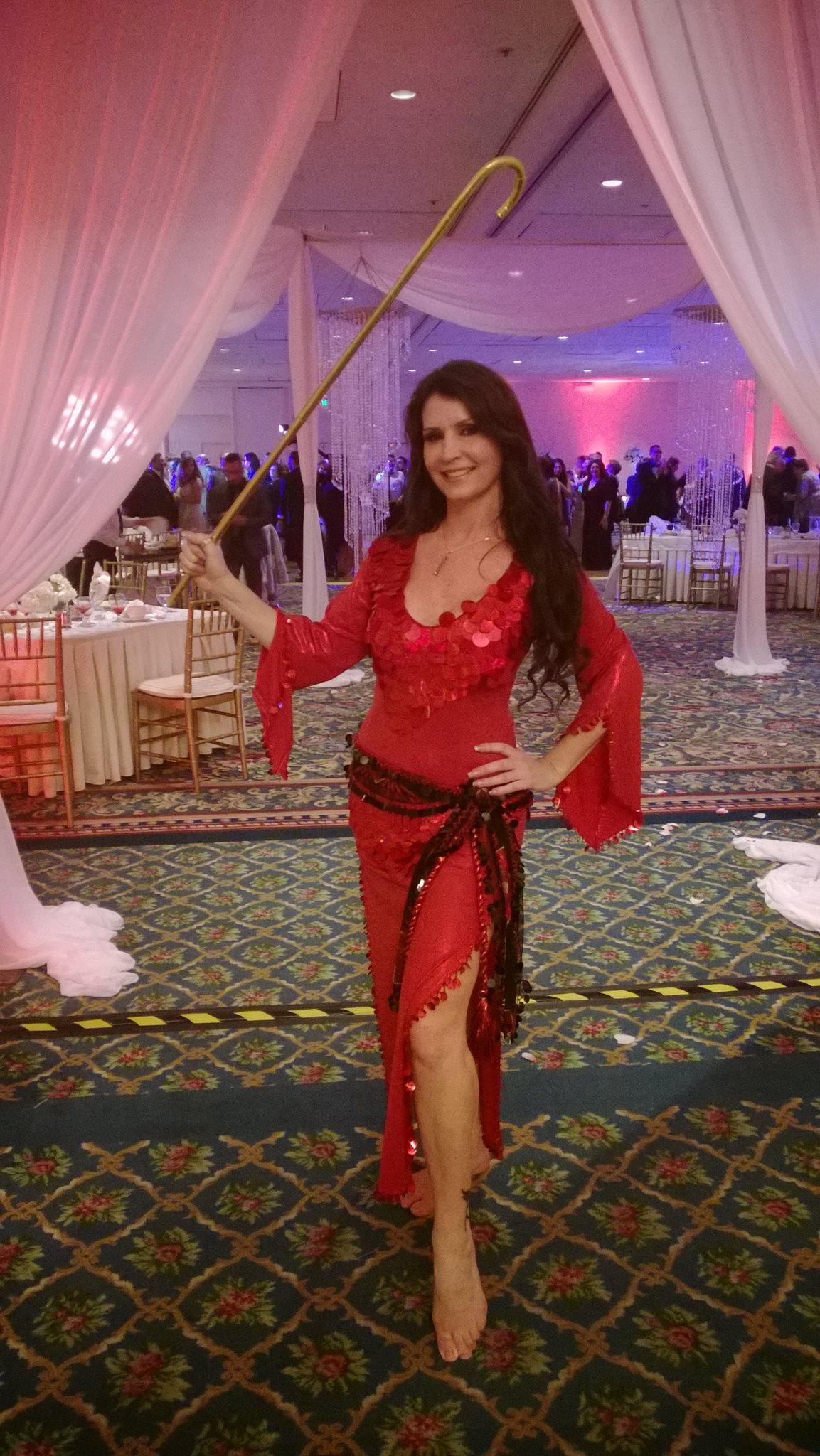 Wedding Egyptian Style