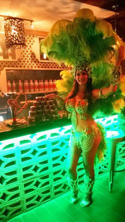 Samba Private event