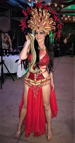 Samba Belly Dance fusion