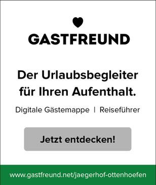Gastfreund: Ihr Urlaubsbegleiter in App und Web