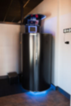 Whole Body Cryotherapy Sauna