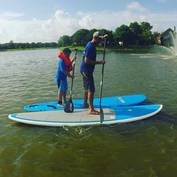 Chariot racers! #paddleboarding #sugarland #sugarlandtexas #suphtx #sup #houston