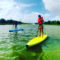 Don't forget our kid's class tomorrow at 9am! #slparks #paddlesl #houston #sup #sugarlandtx #supsuga