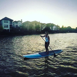 Brooks Lake Intermediate Paddle class is on Tomorrow at 6pm. Sign up on our website under booking_ta