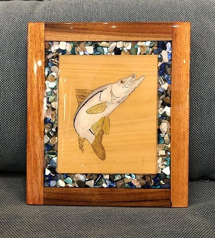 Snook Wall Hanging