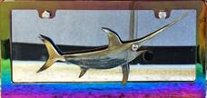 Marlin License Plate