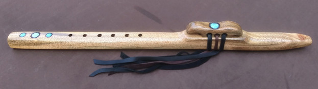 Mother of Pearl Flute #729