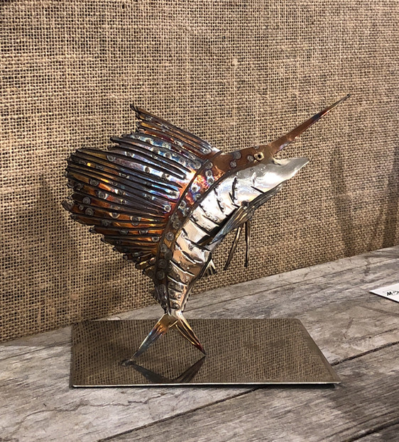 Sailfish with Stand