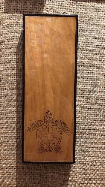 Charcuterie Board - Sea Turtle