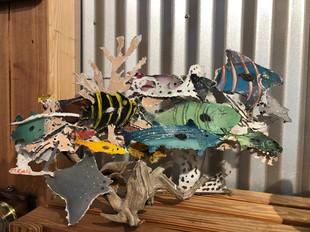 Table Top Reef Scene