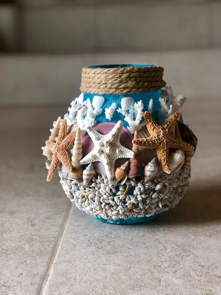 Shell Vase