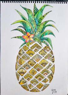 Pineapples Are In My Head