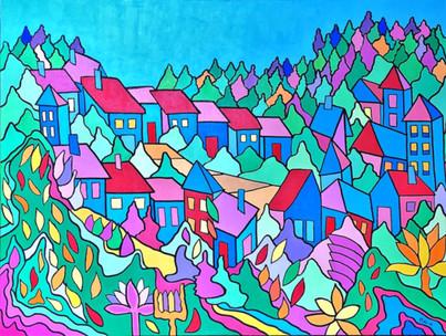 Mountain Side Village