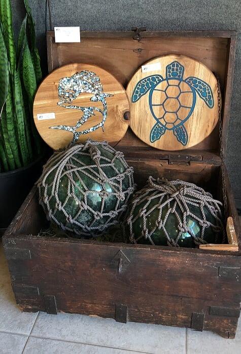 Mahi and Sea Turtle Boards