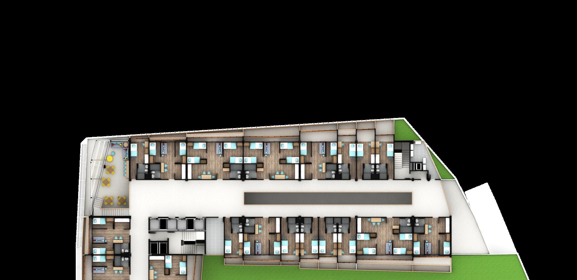 Habitação Estudantil do Balé Bolshoi