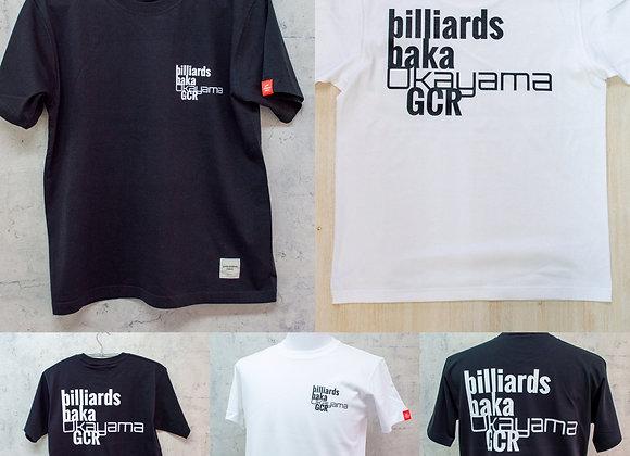 GCRビリバカOKAYAMA Tシャツ
