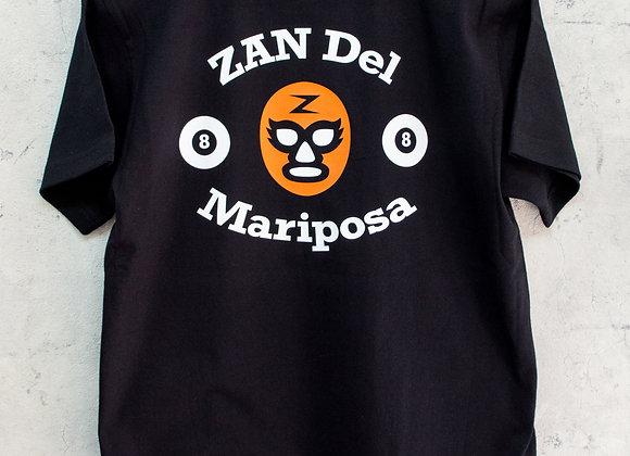 ザンデルマリポーサ マスクマンTシャツ