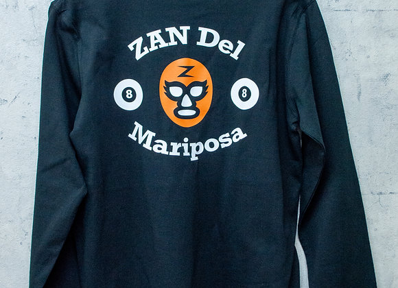 ザンデルマリポーサ長袖Tシャツ